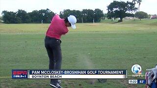 Second annual Pam McCloskey-Brosnihan Junior Golf Tournament