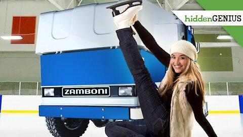 Stuff of Genius: Frank Zamboni: The Zamboni