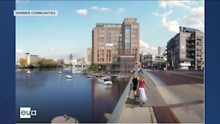 Luxury hotel proposed at site of former Third Ward factory