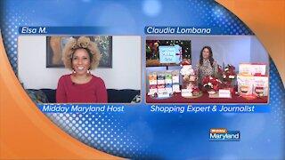 Last Minute Gift Ideas with Claudia Lombana