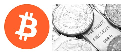 Is What's Bad For Bitcoin, Good For Silver and Bitcoin?