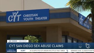 Claims of sex abuse from multiple former SD Christian Youth Theater students