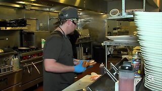 Local restaurant owner cuts staff because of COVID-19 crisis