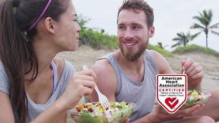 American Heart Association's Heart Check-mark (30s)