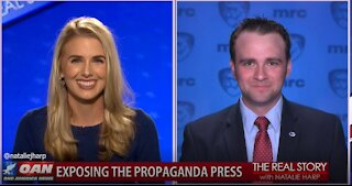The Real Story - OAN Fake News Media with Curtis Houck