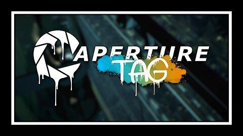 Aperture Tag: The Pain Gun Testing initiative longplay
