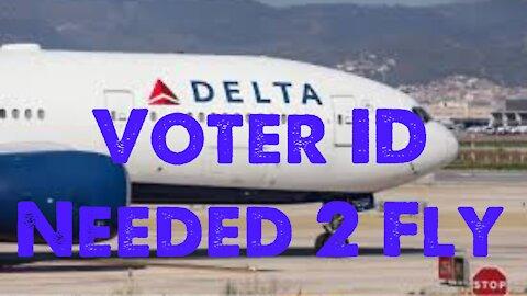 Delta Crashes & Burns