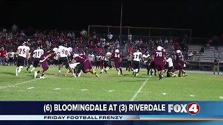 Riverdale v Bloomingdale playoff game