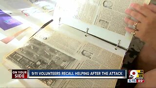 9/11 volunteers recall helping after attack