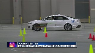 Drivers get the chance to test self-driving cars
