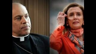 Pelosi Slammed By Archbishop For Attacking Pro-Life Voters!