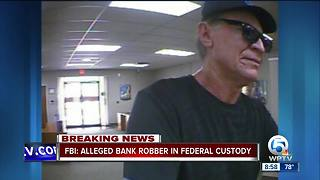 Martin County man arrested after 2 area banks robbed recently