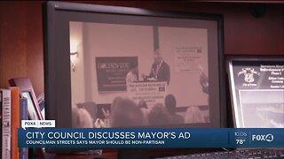Mayor Henderson controversial campaign