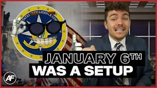 Did The FEDS Set Up JANUARY 6th?
