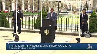 Baltimore City records third death related to COVID-19