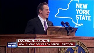 Governor decides special election for NY 27