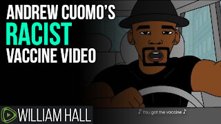 WOW: Andrew Cuomo Retweets RACIST Vaccine Video