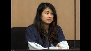 Judge sentences Melanie Eam to 50 years in prison for fatally stabbing ex-boyfriend