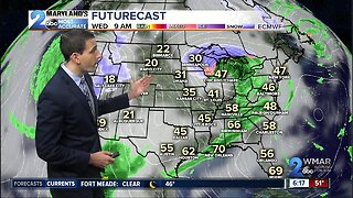 Windy Conditions Heading Into Thanksgiving