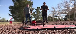 Las Vegas police explore drone technology, new uses for safety and taxpayer savings