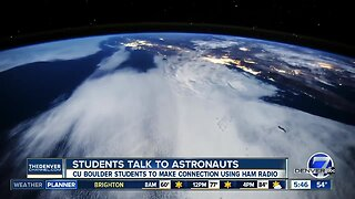 Longmont students will talk to astronauts today