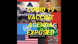 COVID-19 Vaccine Agenda Exposed Mike Adams Situation Report
