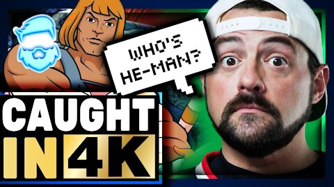 Kevin Smith BUSTED Lying About He-Man Masters of the Universe: Revelation Netflix Show & Fandom