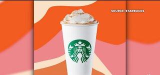 The Starbucks Pumpkin Spice Latte returns