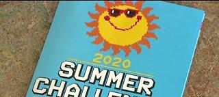 Las Vegas library summer challenge
