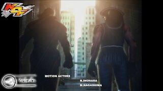 (PS2) KOF Maximum Impact - Ending Movie