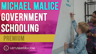 PREVIEW: Interview with Michael Malice - Government Schooling
