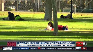 Kern County Board of Supervisors to vote on CAP-K agreement