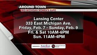 Around Town - Mid-Michigan Women's Expo - 2/3/20