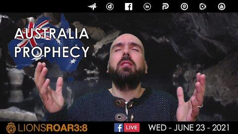 AUSTRALIA PROPHECY 23-6-2021