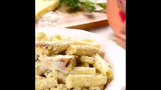 Creamy Pasta with Chicken