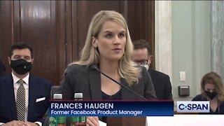 Facebook Whistleblower Full Statement Exposing Zuckerberg