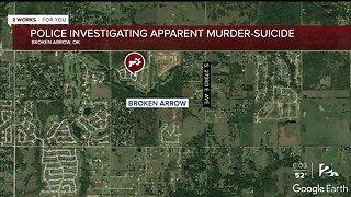 Police investigating apparent murder-suicide