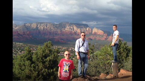 Southwest/Cruise/Los Angeles/Catalina Island- Family Vacation (2015)