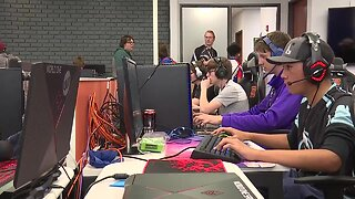 Idaho High School E-Sports championships held at Boise State