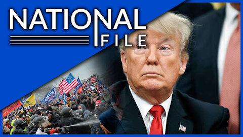 Trump Lets America Down By Endorsing Liz Cheney's BFF