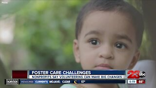 Local organizations discuss challenges within Kern County's foster care system.