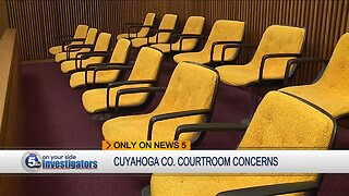 Cuyahoga County courtroom concerns about safety, facility improvements