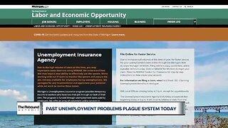 Past unemployment problems plague system today