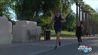 MEET ME DOWNTOWN: 5K draws hundreds in Tucson