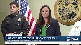 Preparing for Hurricane Season