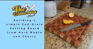 Simple End-Grain Cutting Board Build