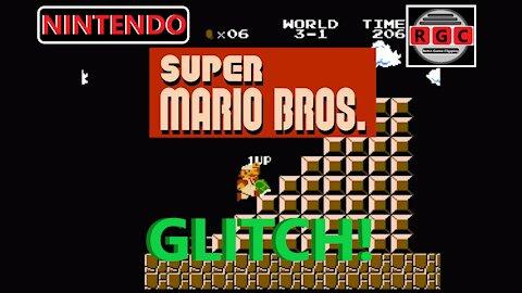 Super Mario Bros - Infinite 1UPs Glitch