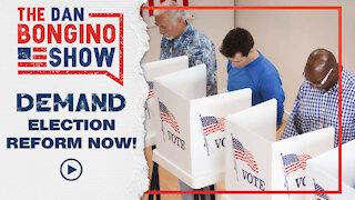Demand Election Reform Now!