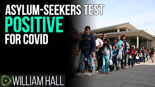 Asylum-seekers Test POSITIVE For COVID In Texas