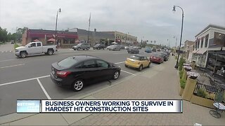 Getting Around Metro Detroit: Tips to surviving construction for businesses